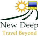 New Deep Travels - Simply Manage Travels - ticketSimply.com